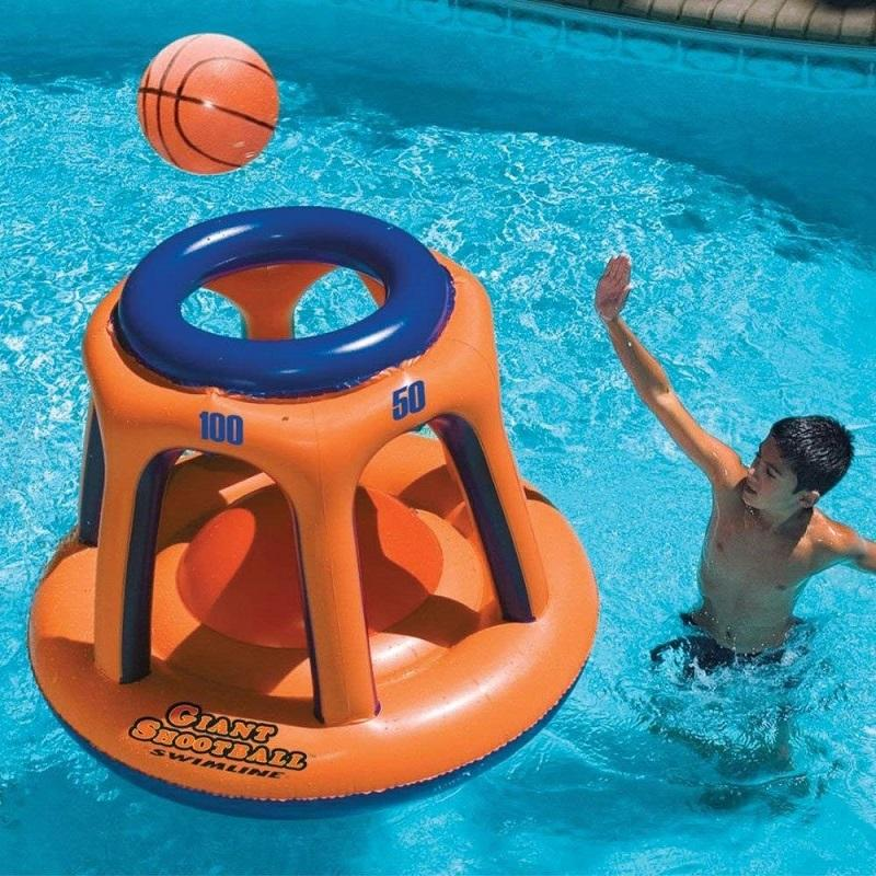 pool toy example photo