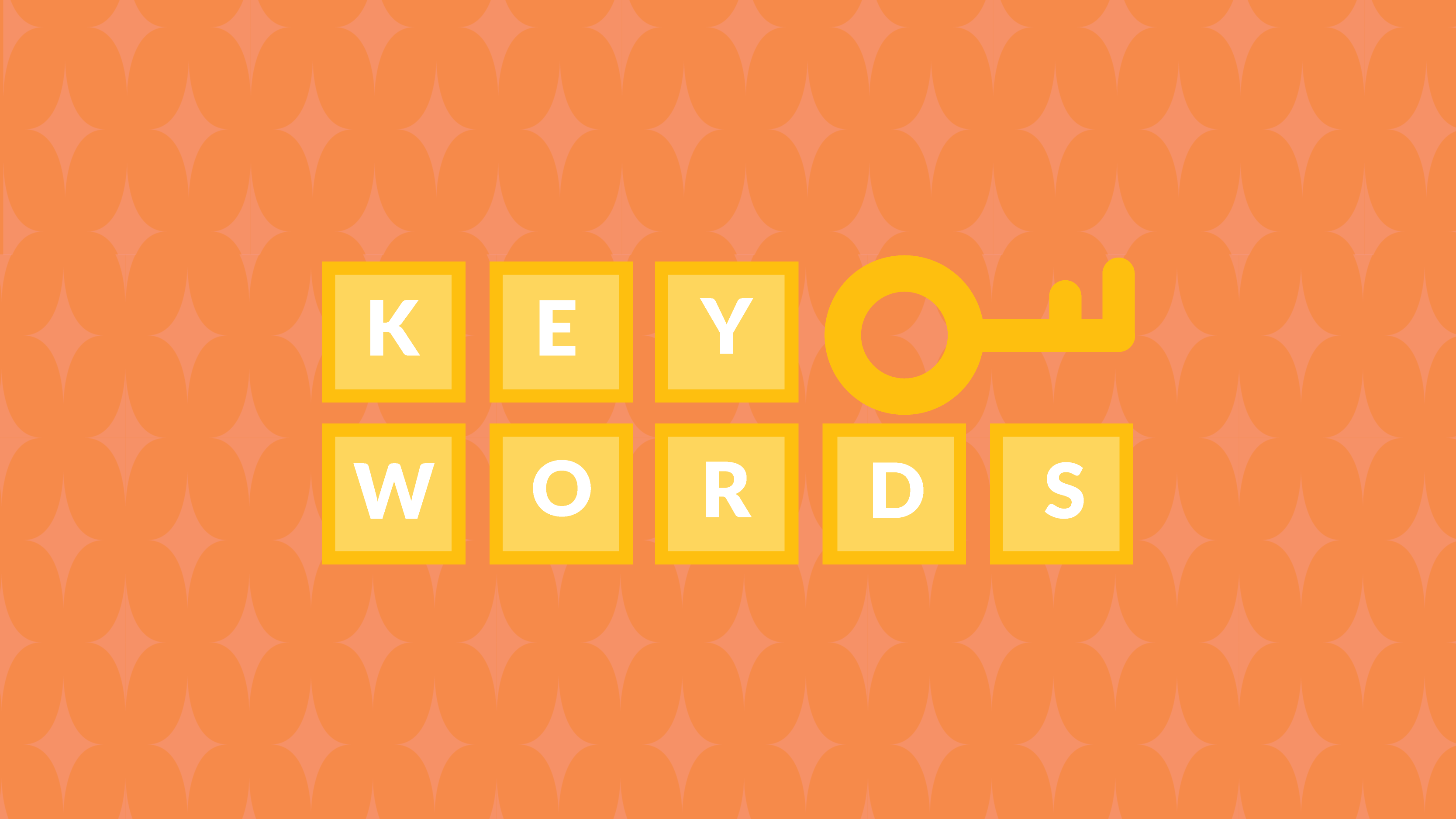 SEO FAQ Keywords