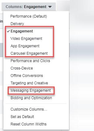 social media metric engagement on Facebook