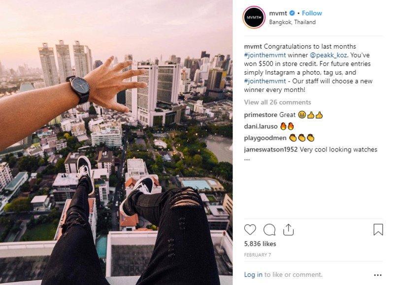 social-shopping-mvmt-watches-instagram-post