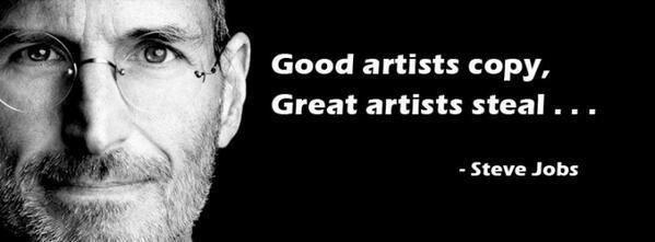 """Steve Jobs """"quote"""""""