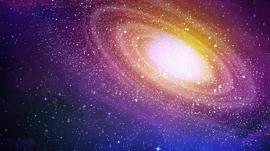 image of universe