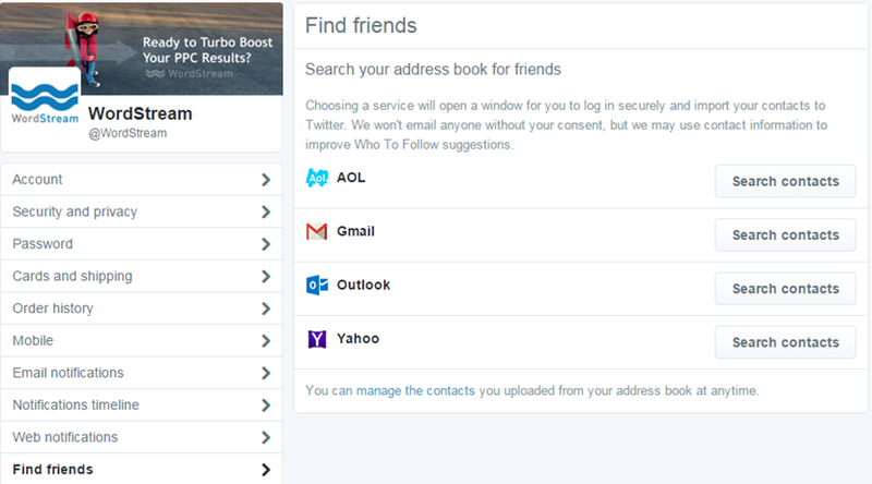 twitter supercharge email list