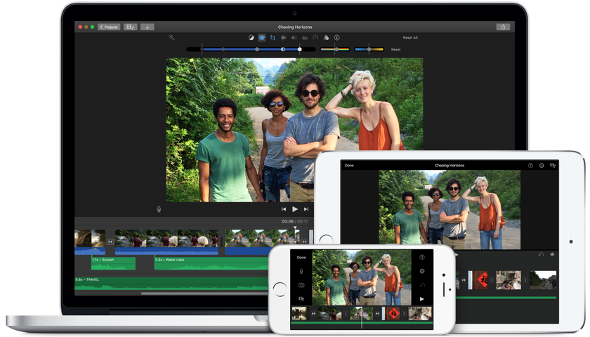 Best Video Editing Software For Beginners iMovie