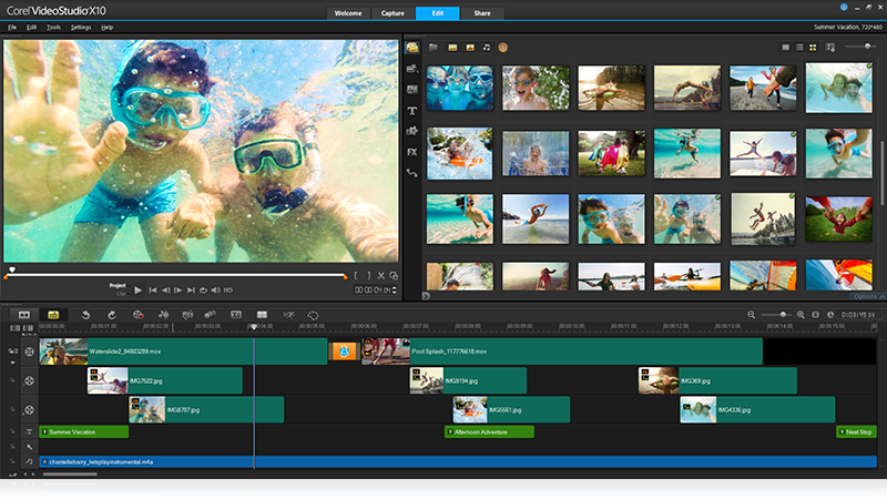 Best Video Editing Software For Beginners Corel
