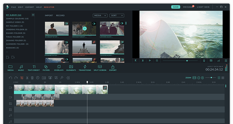 Best Video Editing Software For Beginners Filmora
