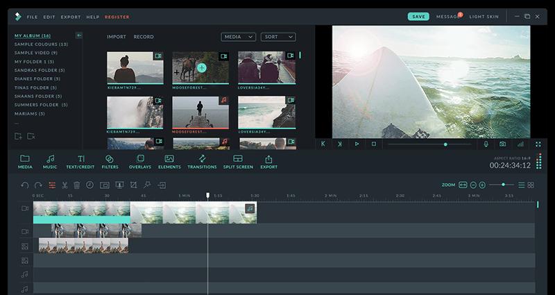 Best Video Editing Software For Beginners Filmora