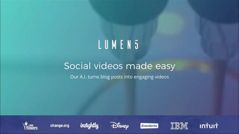 Best Video Editing Software For Beginners Lumen5
