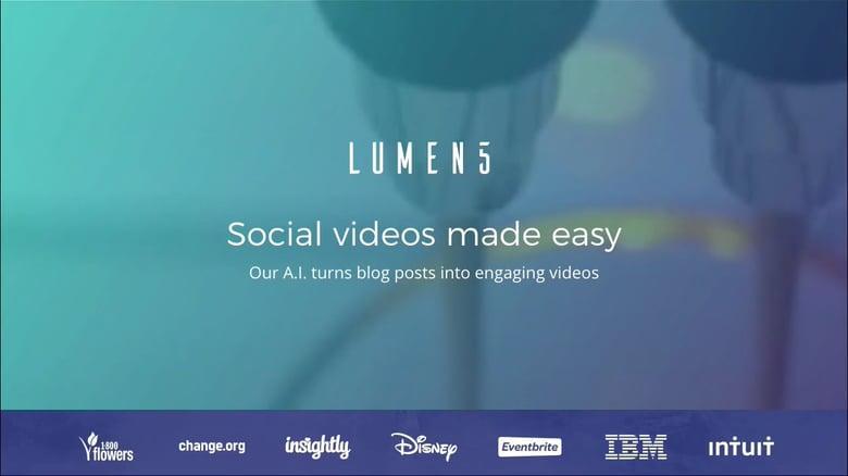 Best Video Editing Software For Beginners Lumen5