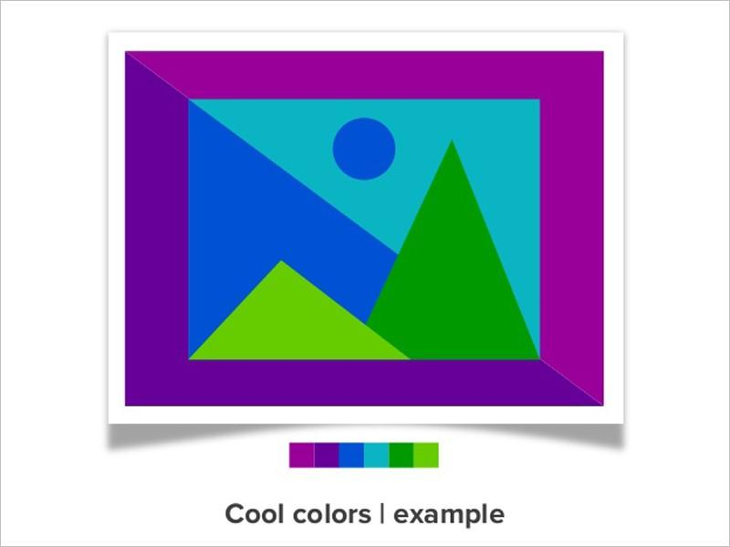cool colors for website color scheme