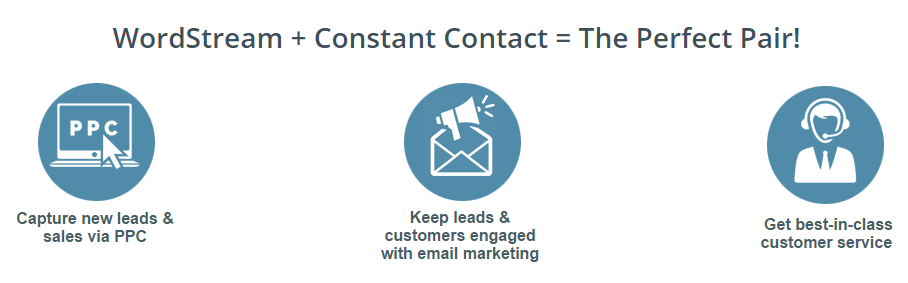 perfect pair wordstream constant contact