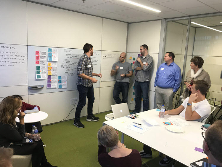 Customer Insight Round Table Ideation