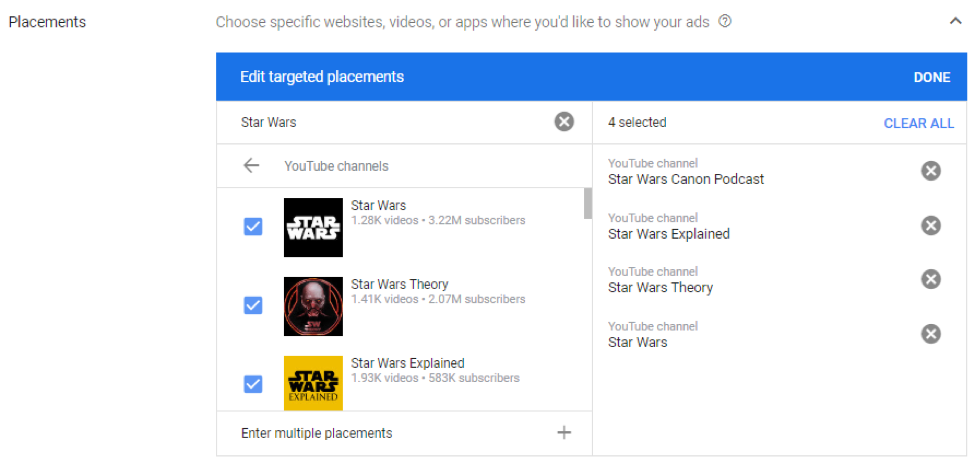 youtube-display-ads-channel-placement