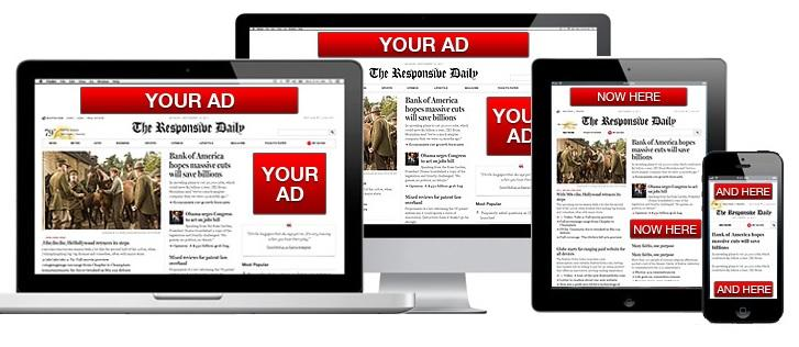 Mobile Website Ads