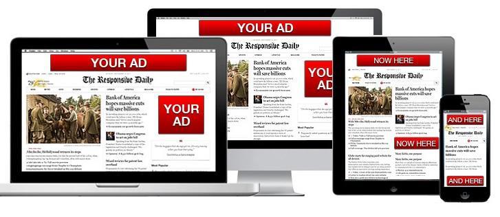 Mobile Website Ads