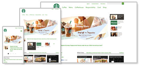 Top Mobile Website Examples
