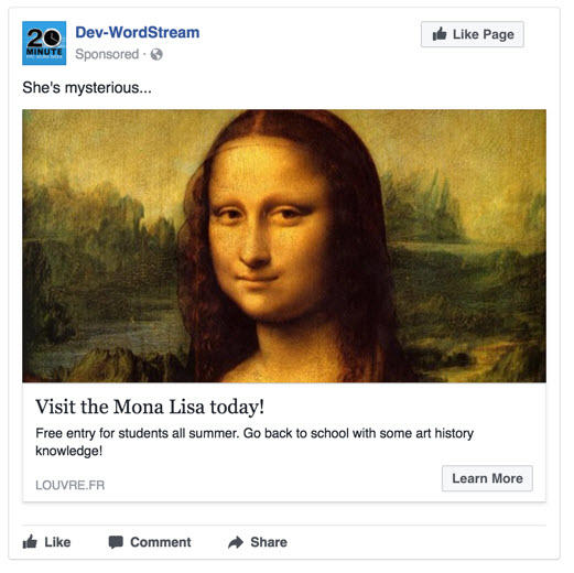 smart facebook ad cropping technology