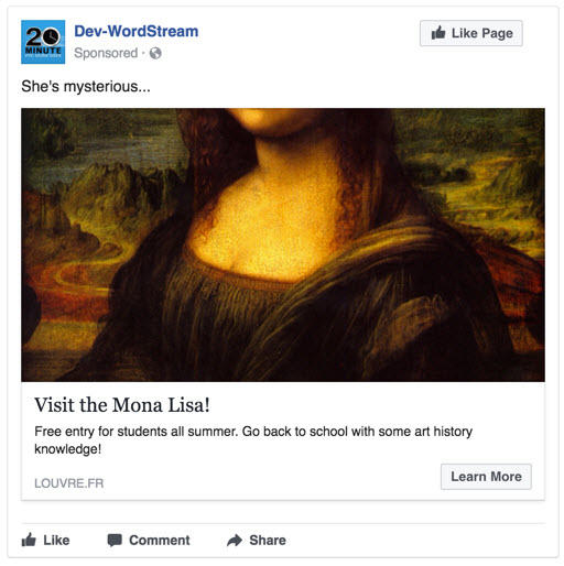 facebook ad image cropping