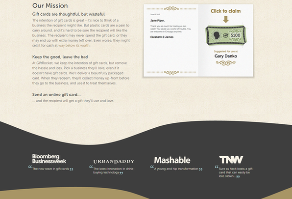 more great landing pages