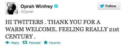 Best Celebrity Tweets