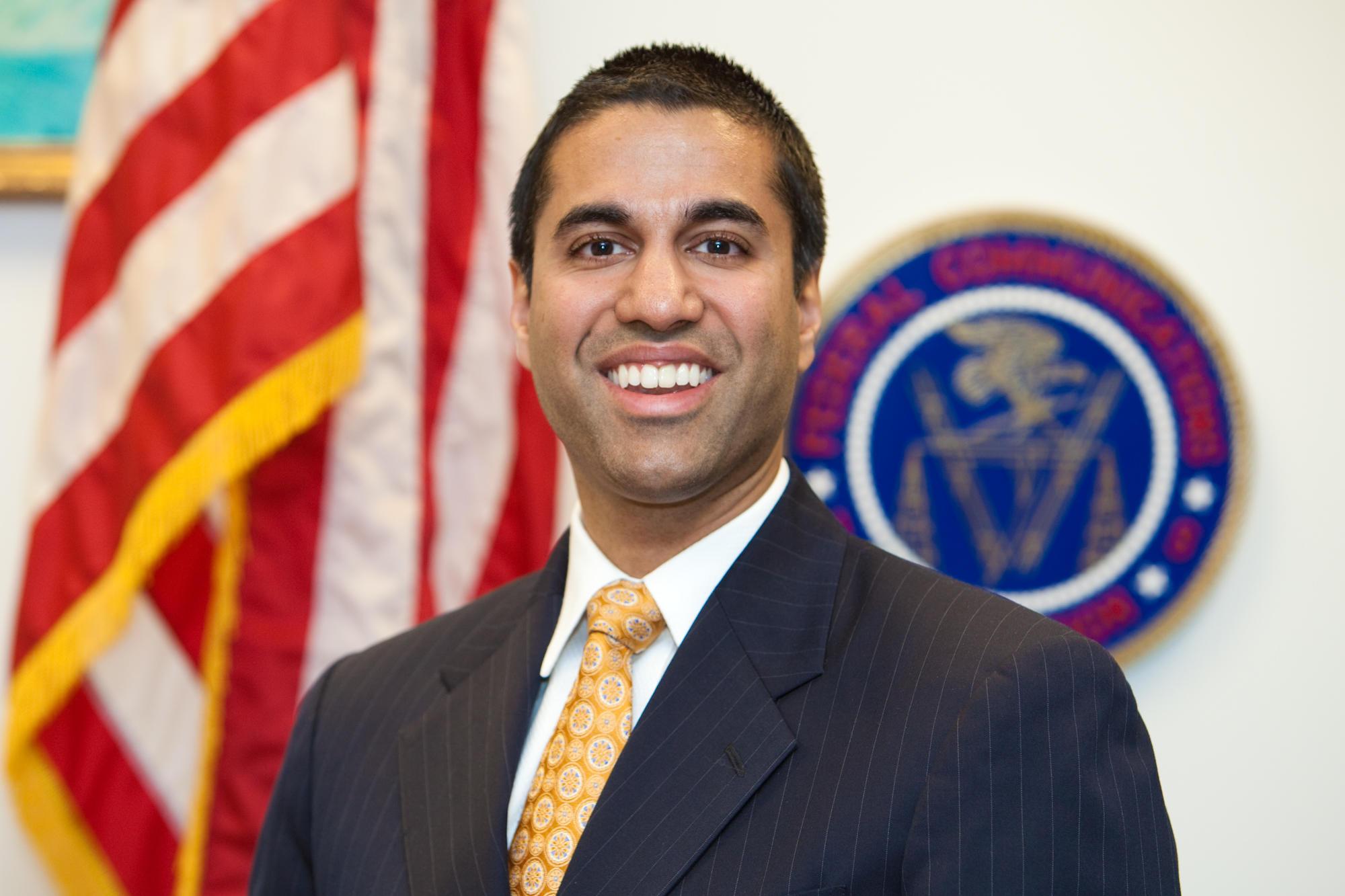 Net neutrality Ajit Pai Chairman FCC