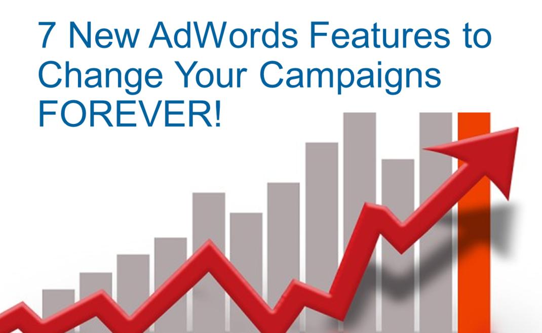 Seven new AdWords tools
