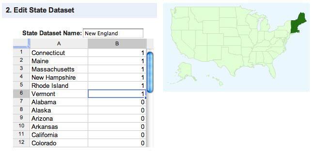 Google Correlate Dataset