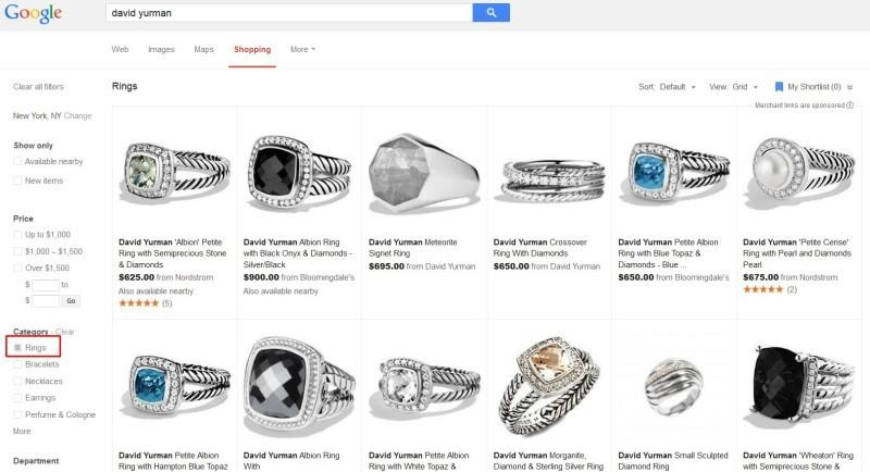 google shopping ads stealing traffic