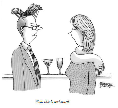 New Yorker Cartoon Contest