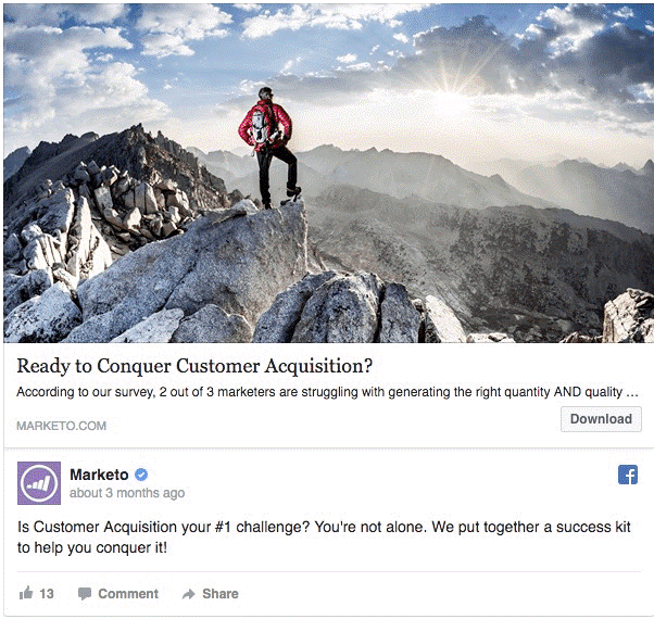 Ogilvy advertising Marketo ad
