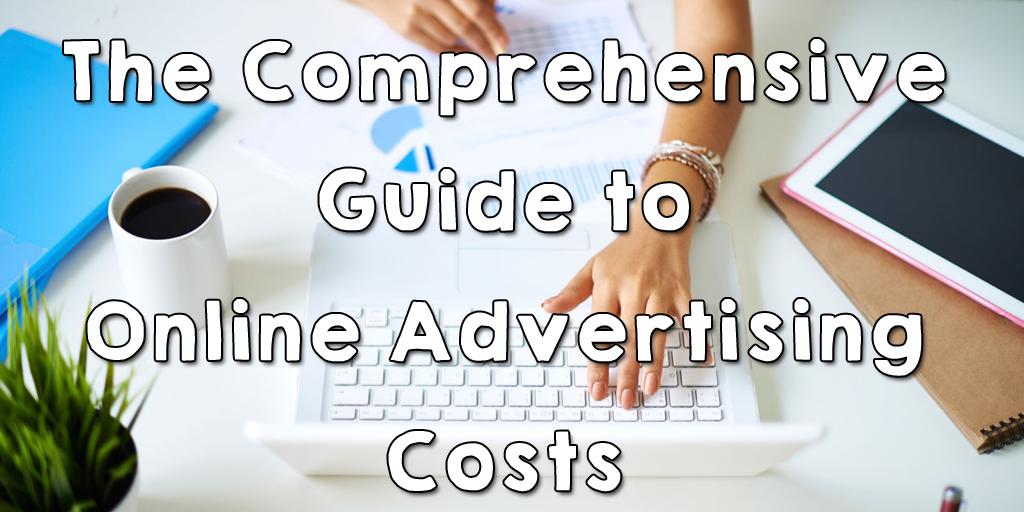 Online advertising costs