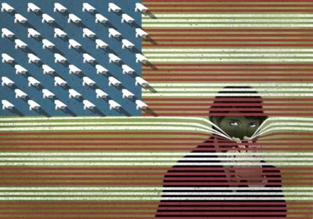 Online privacy United States of Surveillance
