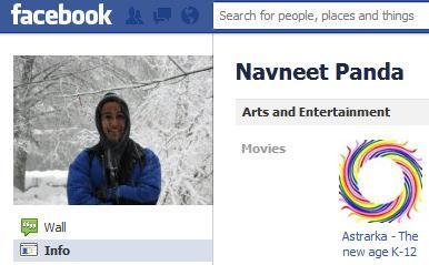 Navneet Panda, creator of the Google Panda update.
