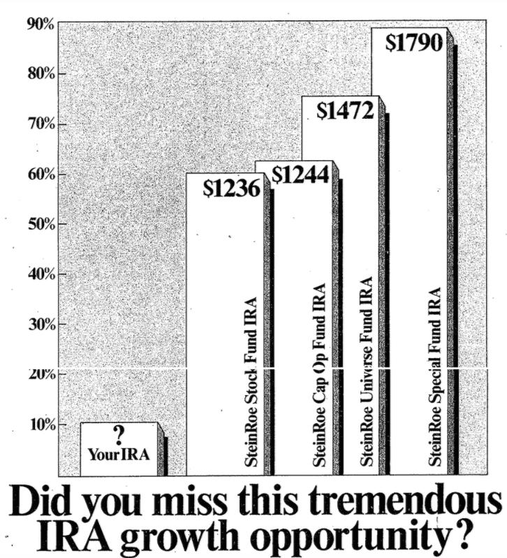 vintage financial ad