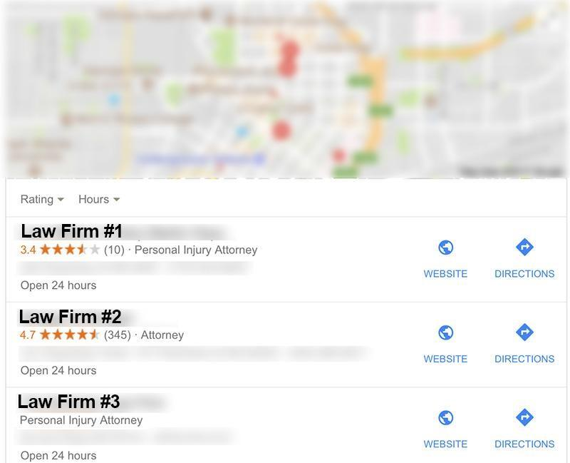 law firm marketing reviews