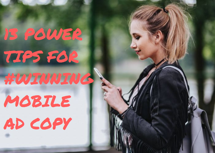 mobile ad copy tips
