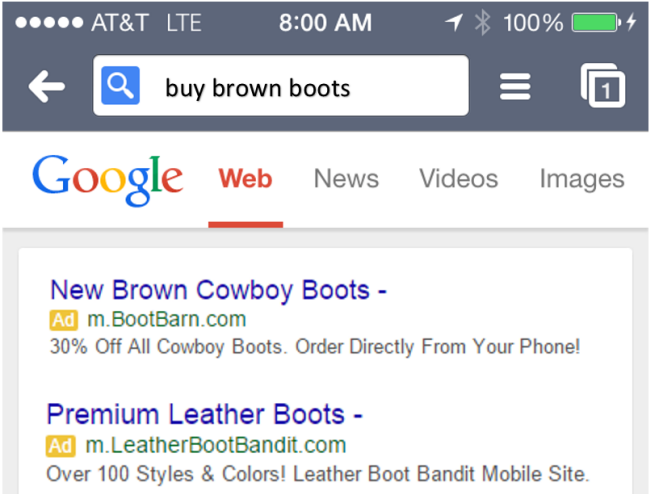 mobile ppc audit