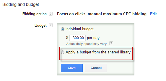 adwords budget estimator