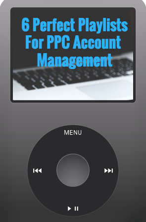 spotify playlists for ppc management