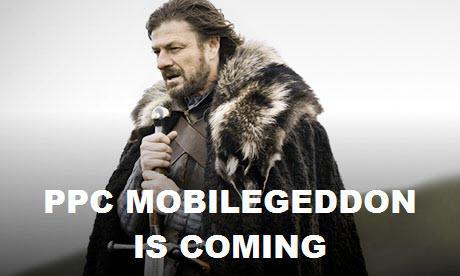ppc mobilegeddon