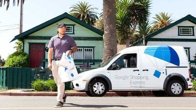 PPC predictions Google Shopping Express same day delivery