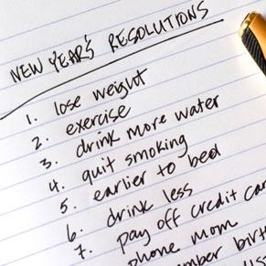 A Search Marketer's New Year Resolutions