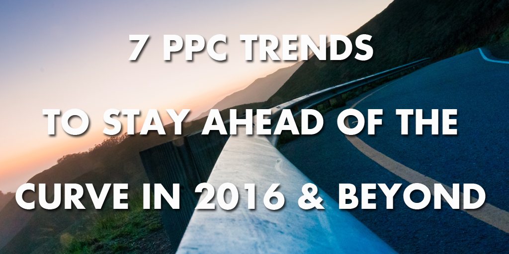 PPC trends annual PPC budget by spend