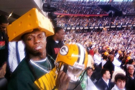 Lil Wayne Cheese Head