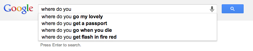 Predictive Search Solr