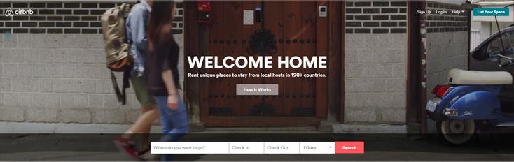 Principles of economics Airbnb marketing case study