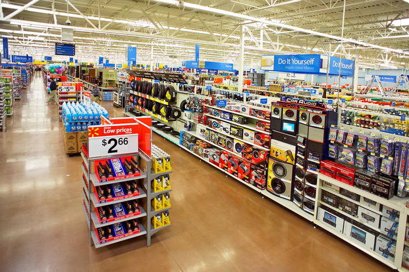 Product marketing Walmart pricing