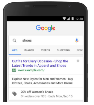 promotion extensions adwords new 2017