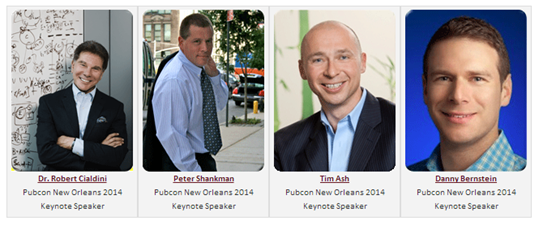 Pubcon Speakers