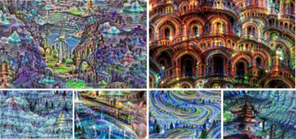RankBrain neural network images